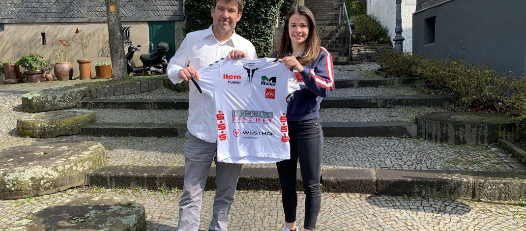 Hannah Kamp wechselt zum HSV