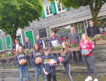 HSV meets Sharks – Basketball unter dem Dach des HSV